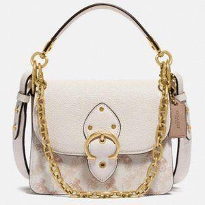 💗COACH 4603 Beat Shoulder Bag 18 Horse & Carriage